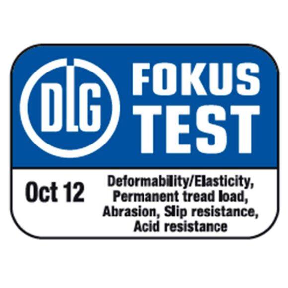 DLG Focus Test al colchón continuo Etxe Mat