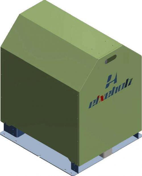 SK1100 - Conjunto motor arrastre SOKATEK de 0,55 KW
