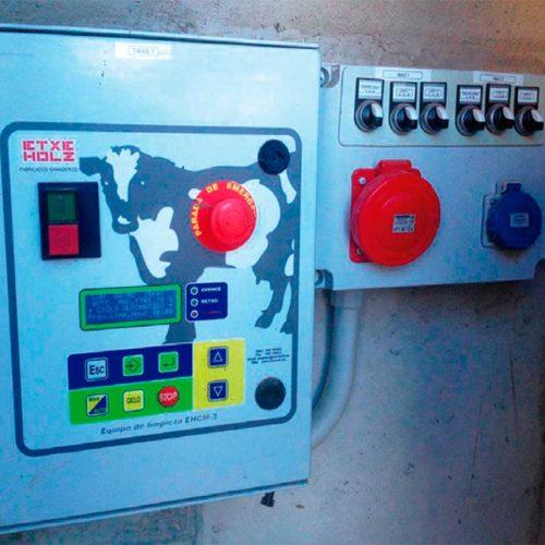 "FL6350 - Cuadro electrónico programable ""Full Equip"" (2 motores)"