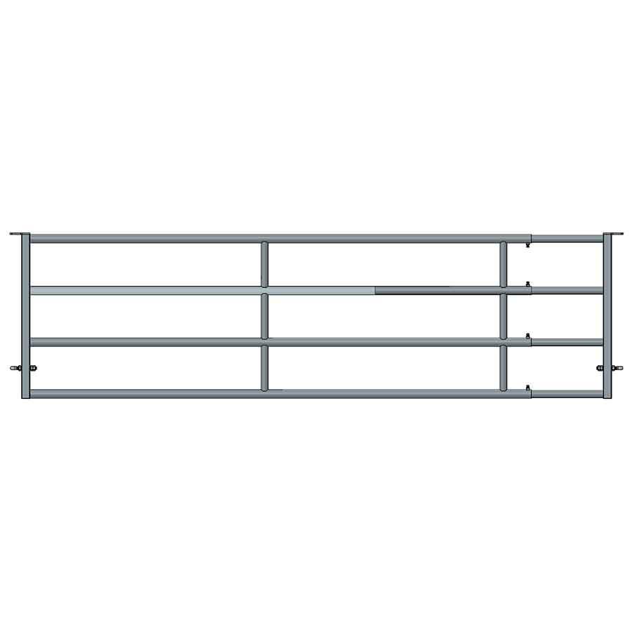 Barreras / Puertas de 4 tubos JOURDAIN