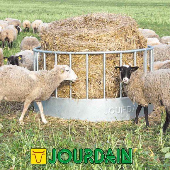 Comederos de campo para ganado pequeño JOURDAIN