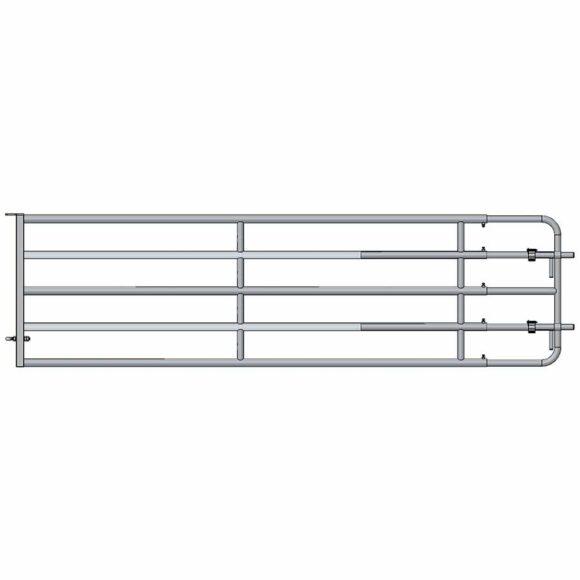 Barreras / Puertas de 5 tubos JOURDAIN