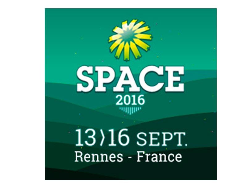 ¡Vamos al SPACE 2016!