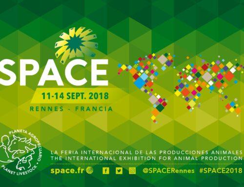 SPACE 2018 Feria Internacional Ganadera | HALL 1; STAND G89